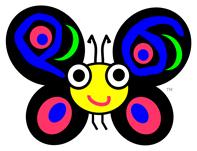 perl butterfly