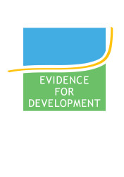 Evidence for Development logo