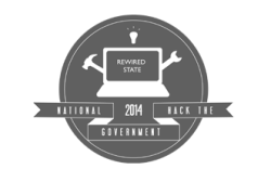 National Hack the gov logo
